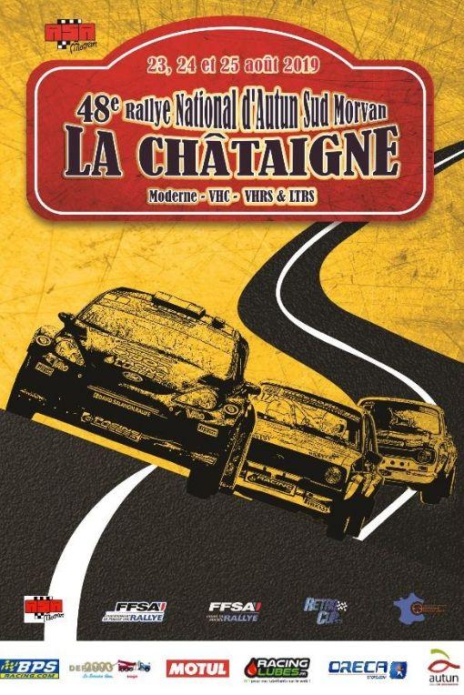 Retour sur le 48ème Rallye d'Autun : une édition qui fait le plein!