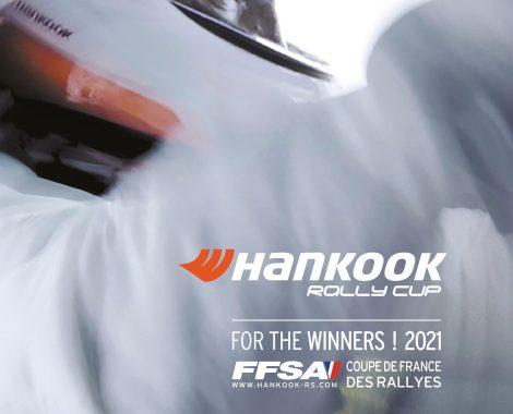 Hankook Rally Cup VISUEL 2021