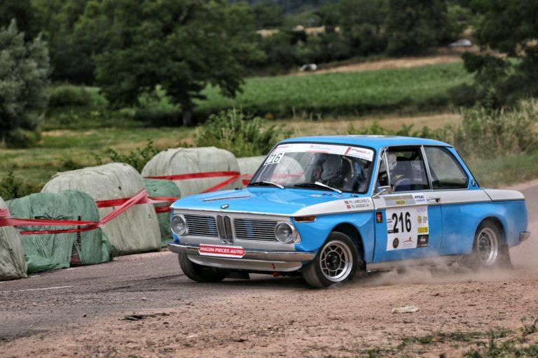 Retour sur le Rallye de Matour