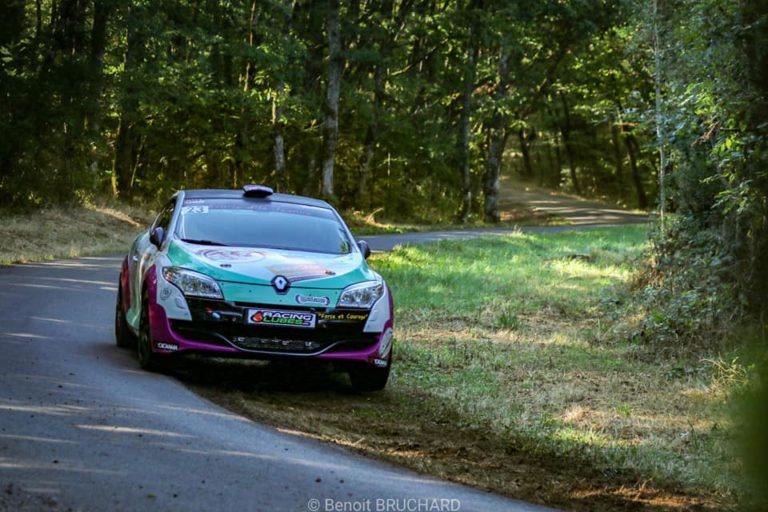 48e rallye d'Autun La Châtaigne – 23, 24, 25 août 2019